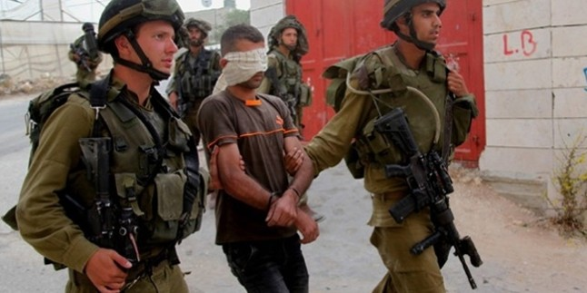 Siyonist İsrail Güçleri 3 Filistinliyi Gözaltına Aldı…