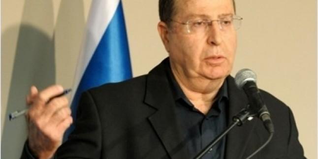 Korsan İsrail Savaş Bakanı Moşe Yalon: 2014 Gazze Savaşı Filistinliler'le Yapılmış İlk Savaştır…