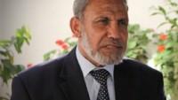 Mahmud Ez-Zehhar: Hamas Olarak Uzlaşı Hükümetine İkinci Bir Şans Verdik…