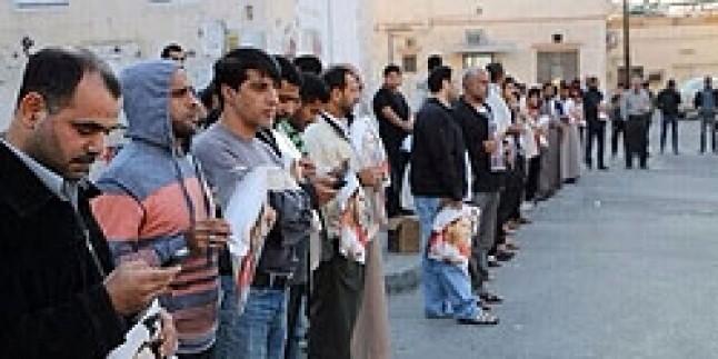 Bahreyn Halkının Protestoları Devam Ediyor…