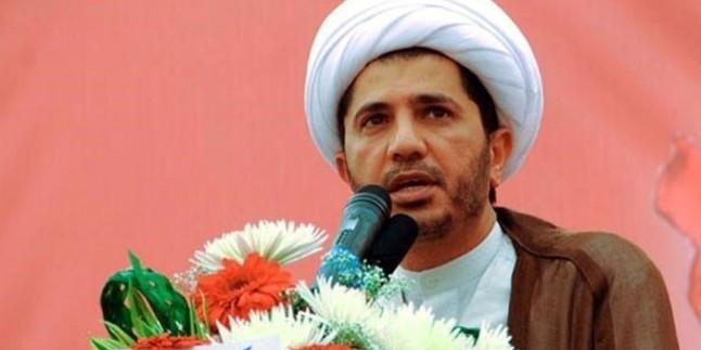 Bahreyn'de Şeyh Salman'ın Tutuklanmasını Protesto Eden Onlarca Gösterici Tutuklandı…
