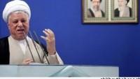 Ayetullah Rafsancani: Suudi rejimi bombardımanla amacına ulaşamaz