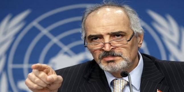 Suriye Yönetimi Suriye'ye İzinsiz Giriş Yapan Yabancı Devlet Adamlarını BM'ye Şikayet Etti…