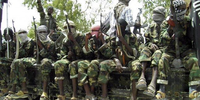 Boko Haram Nijerya sınırındaki üssü ele geçirdi.