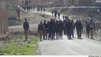 Suriye Gönüllü Halk Güçleri Deyrezzor'da 24 IŞİD Teröristini Öldürdü…