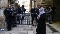 Siyonist İşgal Güçleri Mescid-i Aksa'da 5 Filistinli Kadını Gözaltına Aldı…