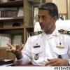 Tuğamiral Habibullah Seyyari: İran Filosunun Hedefi Dünya Halklarına İran Milletinin Dostluk ve Barışını Ulaştırmaktır.