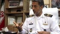 Tuğamiral Seyyari: İran, dünyanın 5 deniz yoluna tamamen hakimdir