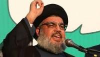 Hizbullah Lideri Seyyid Hasan Nasrullah Kunaytra Şehidlerini Anma Etkinliklerinde Bir Konuşma Yapacak