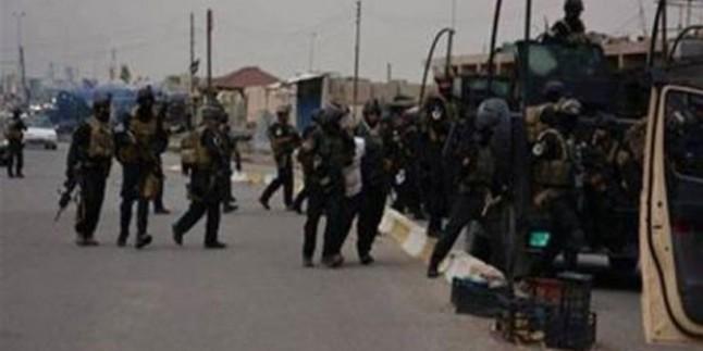 Irak Güvenlik Güçleri Birçok Bölgenin Kontrolünü Eline Alırken Irak-Arabistan Sınır Kapısında Bombalı Eylem Düzenlendi…