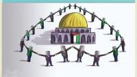 Karikatür: Mescid-i Aksa Kahramanların Koruması Altındadır…