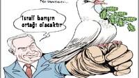 Karikatür: Siyonistlerin Barış Anlayışı…