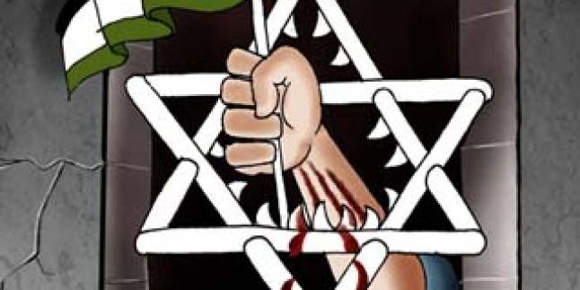 Karikatür: Siyonizmin Azgın Dişleri Filistinli Kahramanları Davasından Vazgeçiremeyecek…