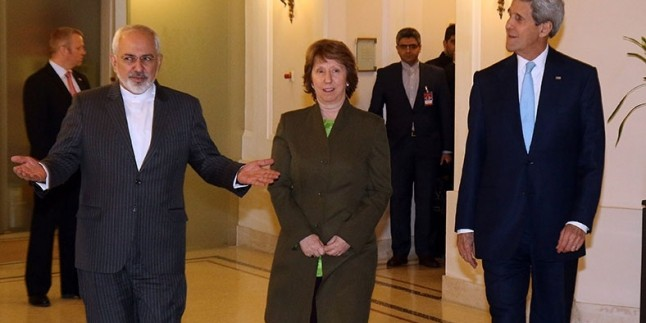 Zarif ve Kerry, Cenevre'de bir araya gelecek