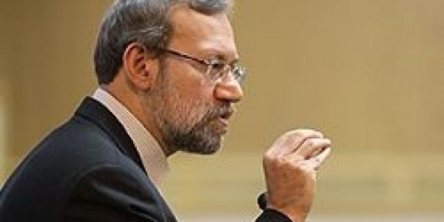 Laricani: Terör Örgütleri İran'ın Onlara Asla Hoşgörüyle Davranmayacağını Bilmeliler…