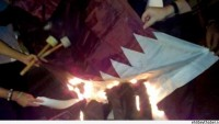 Libya Halkı, Terörü Destekleyen Türkiye, ABD ve Katar Rejimlerini Protesto Etti…