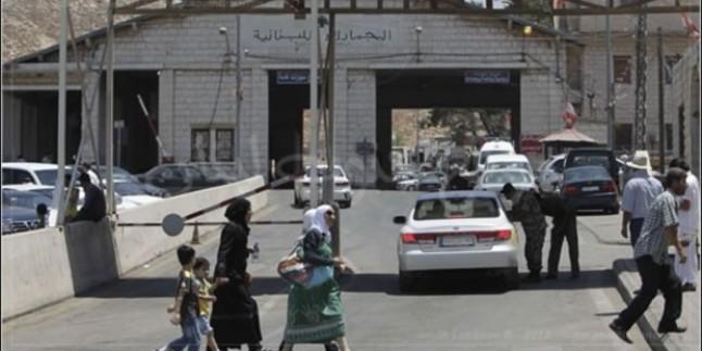 Lübnan Dışişleri Bakanlığı Suriyelilerin Lübnan'a Girmeleri İçin Vize Almalarına Gerek Olmadığını Belirtti…