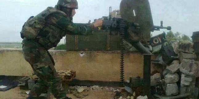 Kahraman Suriye Askerlerinin Tekfirci Teröristlere Karşı Operasyonları Sürüyor…