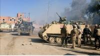 Ramadi Kentinde 15 IŞİD Teröristi Öldürüldü…