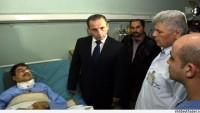 Foto: Suriye Sağlık Bakanı, Devlet Hastanelerini Ziyaret Etti…