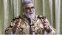 Tuğgeneral Purdestan: İran silahlı güçleri terörist gruplara ezici bir şekilde karşılık verecek