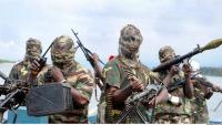 Boko Haram 40 Genci Kaçırdı.