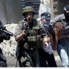 Siyonist İsrail güçleri 10 kişiyi gözaltına aldı