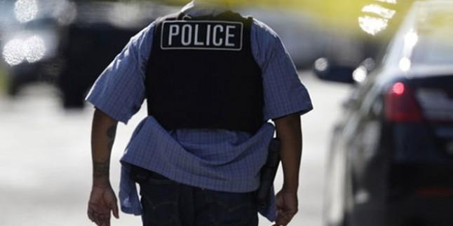 ABD'de polise yeni saldırı