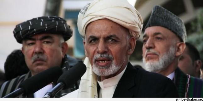 Afganistan Cumhurbaşkanı İran'a Gidecek