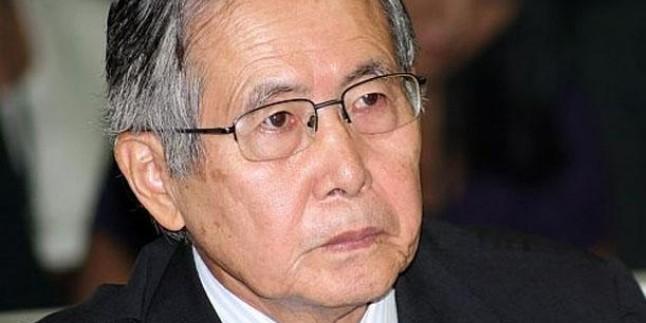 Eski Peru Cumhurbaşkanı Alberto Fujimori'ye Bir Ceza da Yolsuzluktan Verildi…