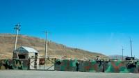 Ermenistan-Azerbaycan sınırında yine çatışma.
