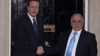 Irak Başbakanı İbadi, Londra'da…