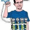 Liberman, Charlie Hebdo'nun İsrail'de Satılmasını İstedi…