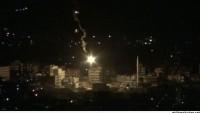 Cizre'de roketli saldırı