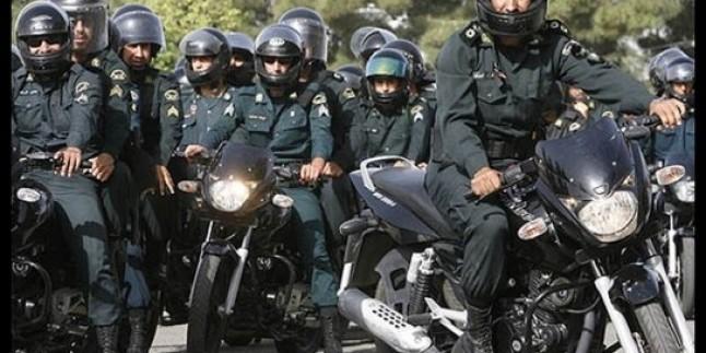 İran'da Bir Terör Çetesi Çökertildi.