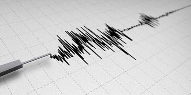Adıyaman'da 3,7 büyüklüğünde deprem
