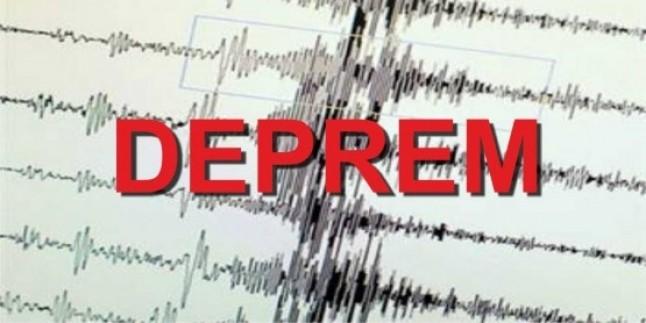 İran'da 5 Büyüklüğünde Deprem…