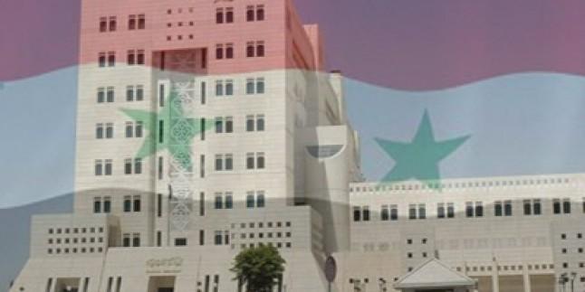 Suriye Lübnan'da Meydana Gelen Saldırıyı Kınadı…