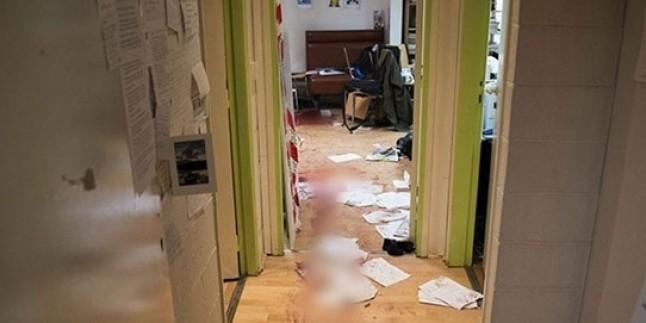 Charlie Hebdo'da çekilen ilk fotoğraf…