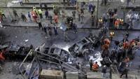 Filipinler'de şiddetli bir patlama meydana geldi