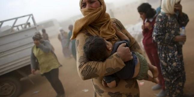"""""""Huda"""" Fırtınası Irak'ta 17 Can Aldı…"""