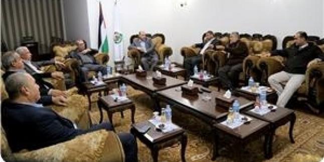 Filistinli Gruplar UCM'ye Başvuruyu Görüşmek Üzere Bir Araya Geliyor…