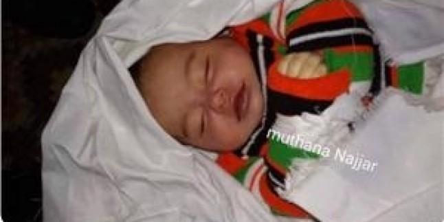 Han Yunus'ta Üç Haftalık Bebek Soğuk Hava Nedeniyle Hayatını Kaybetti…