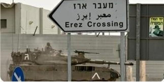 Filistin İçişleri Bakanlığı Beyt Hanun Kapısı'nın Kapatılmasını Kınadı…