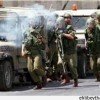 İşgal Güçleri Nablus'un Güneyinde Filistinlilerin Aracına Ateş Etti