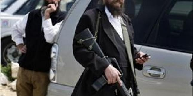 Yahudi Yerleşimci Kudüs'te Esnafa Ateş Açtı
