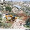 İşgal Güçleri Ummu'r-Reyhan Köyündeki Parkın Ağaçlandırılmasına İzin Vermedi…
