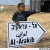 Siyonist İsrail güçleri, El-Arakib köyünü 87. kez yıktı