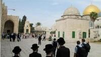 Yahudi Yerleşimciler Mescid-i Aksa'ya Baskın Düzenledi…