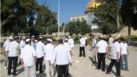 Fanatik Yahudiler Bu Sabah Mescid-i Aksa'ya Baskın Düzenledi